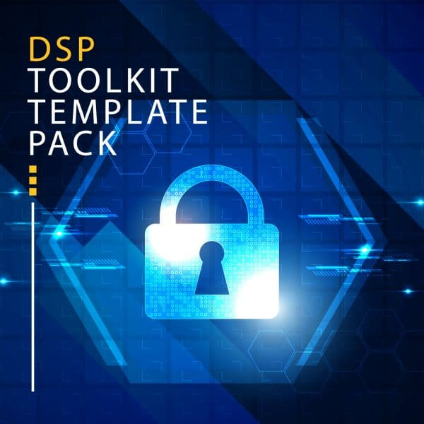 DSP TOOLKIT TEMPLATE PACK